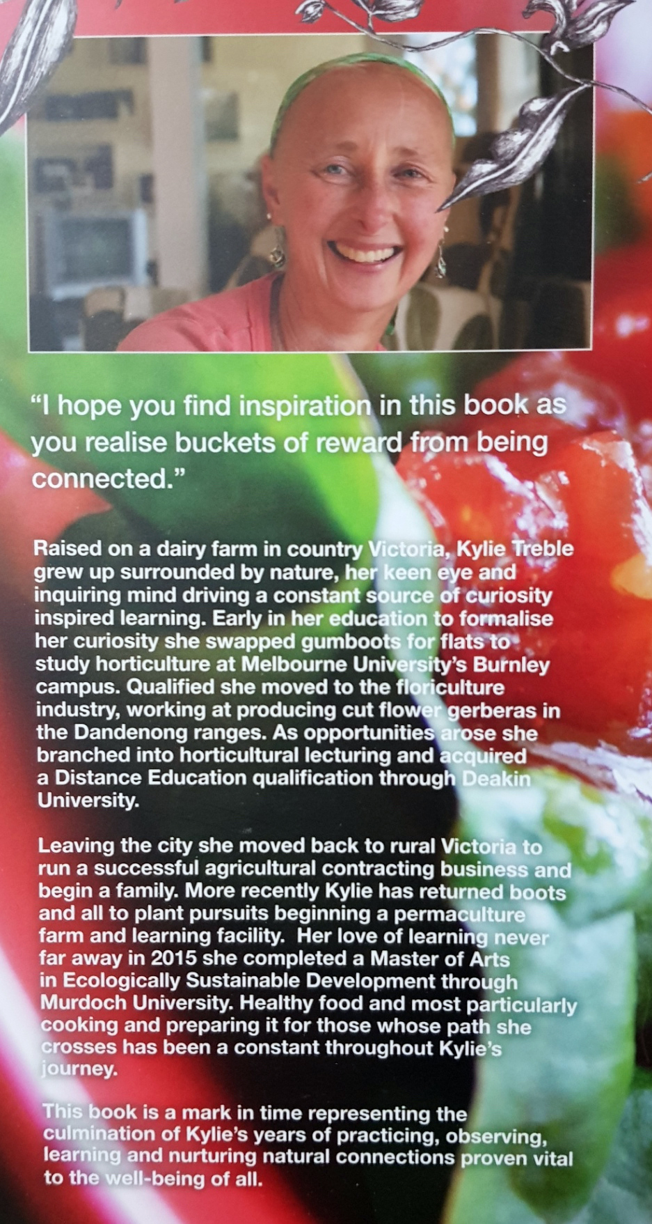 CONNECT Recipe Book - Practical ways to grow and prepare sustainable food.